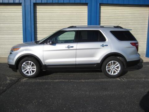 2014 FORD EXPLORER 4 DOOR SUV