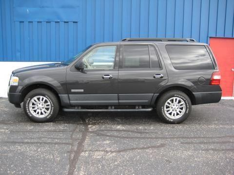 2007 FORD EXPEDITION 4 DOOR SUV