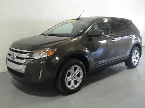 2011 FORD EDGE 4 DOOR SUV