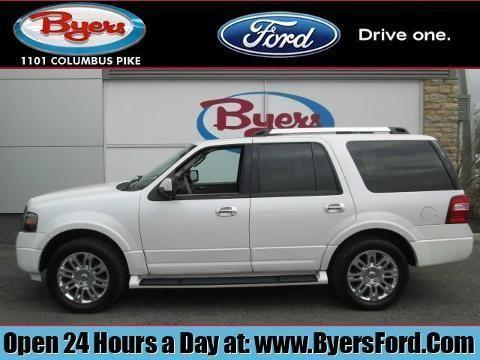 2011 FORD EXPEDITION 4 DOOR SUV