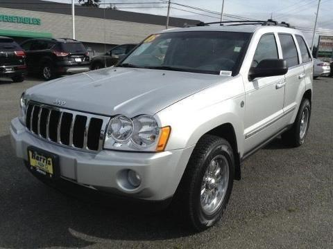 2005 JEEP GRAND CHEROKEE 4 DOOR SUV