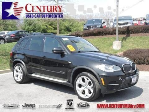 2013 BMW X5 4 DOOR SUV