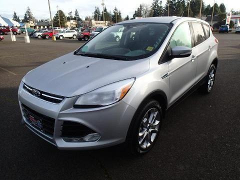 2013 FORD ESCAPE 4 DOOR SUV