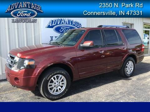 2012 Ford Expedition 4 Door SUV