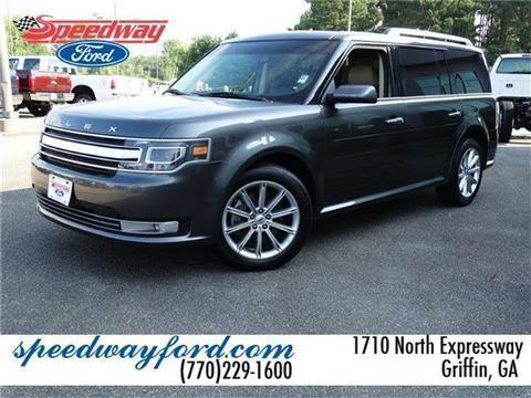 2015 Ford Flex 4 Door SUV