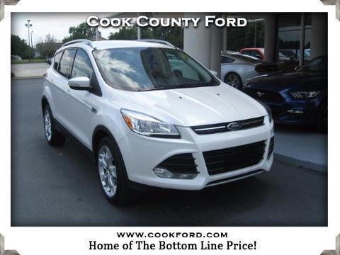 2014 Ford Escape 4 Door SUV
