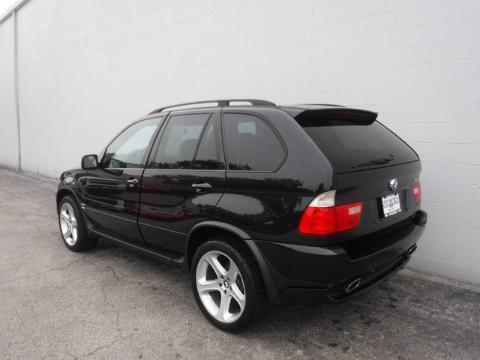 2002 BMW X5 4 Door SUV