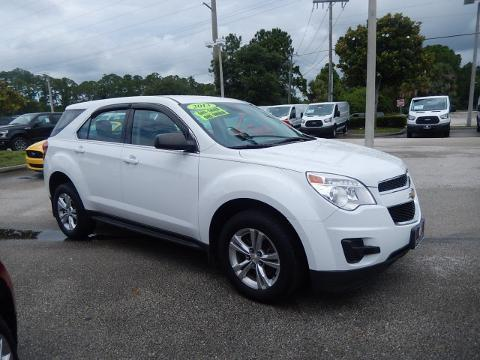 2013 Chevrolet Equinox 4 Door SUV