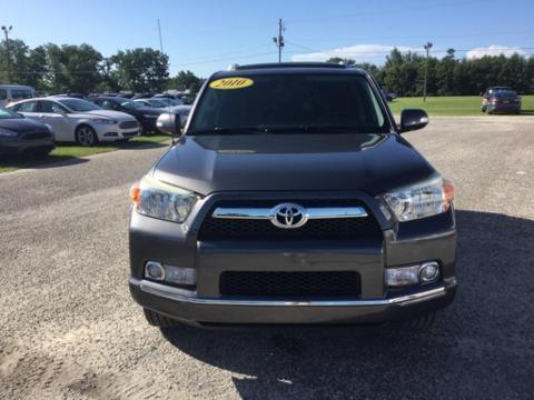 2010 Toyota 4Runner 4 Door SUV