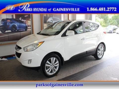 2013 Hyundai Tucson 4 Door SUV
