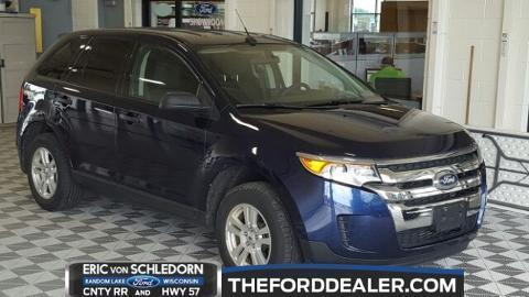 2011 Ford Edge 4 Door SUV