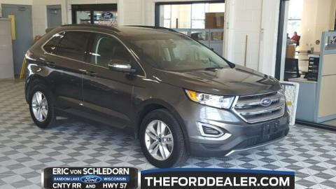 2015 Ford Edge 4 Door SUV
