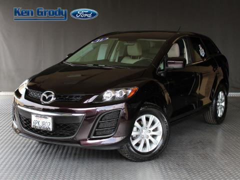 2011 Mazda CX-7 4 Door SUV