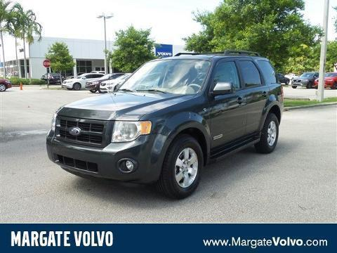 2008 Ford Escape 4 Door SUV