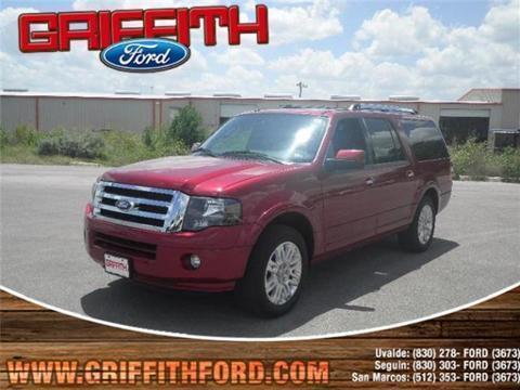 2014 Ford Expedition EL 4 Door SUV
