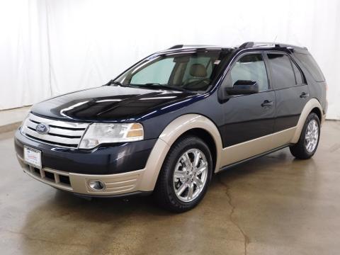 2008 Ford Taurus X 4 Door SUV