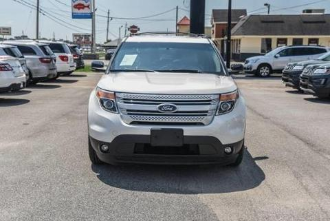 2012 Ford Explorer 4 Door SUV