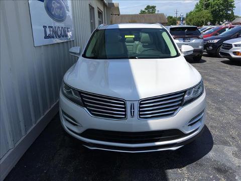 2015 Lincoln MKC 4 Door SUV