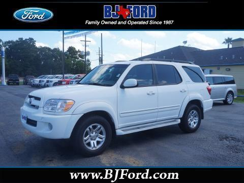 2007 Toyota Sequoia 4 Door SUV