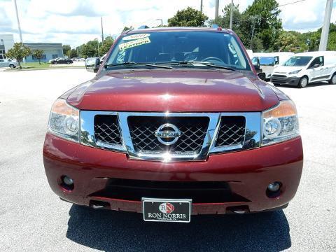 2010 Nissan Armada 4 Door SUV