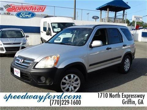 2006 Honda CR-V 4 Door SUV