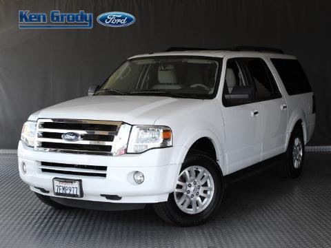 2014 Ford Expedition EL 4 Door SUV