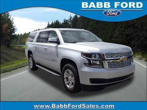 2015 Chevrolet Suburban 4 Door SUV