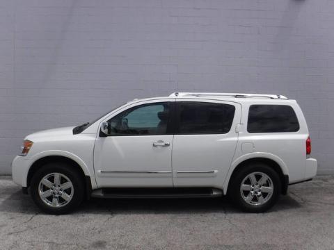 2013 Nissan Armada 4 Door SUV