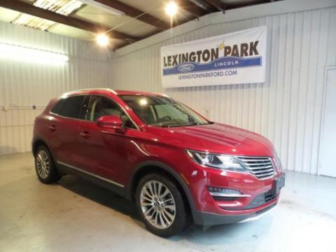2015 Lincoln MKC 4 Door SUV