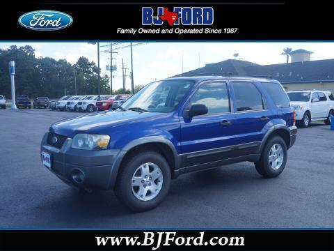 2006 Ford Escape 4 Door SUV