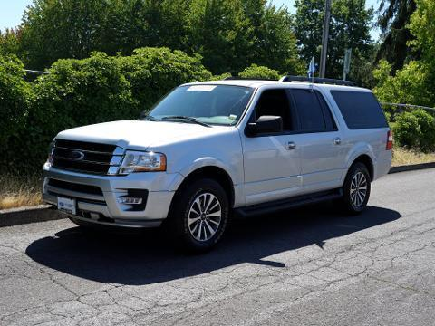 2015 Ford Expedition EL 4 Door SUV