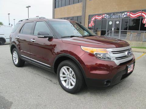 2015 Ford Explorer 4 Door SUV