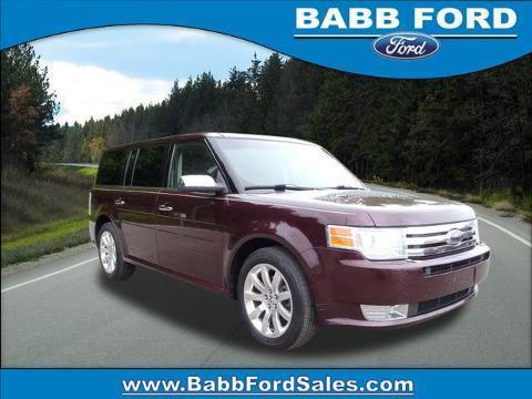 2011 Ford Flex 4 Door SUV