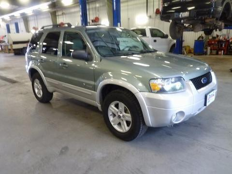 2007 Ford Escape Hybrid 4 Door SUV