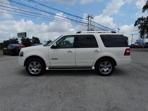 2008 Ford Expedition 4 Door SUV
