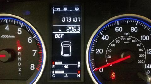 2009 Honda CR-V 4 Door SUV