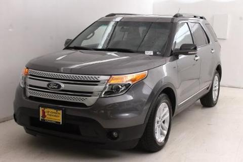 2011 Ford Explorer 4 Door SUV