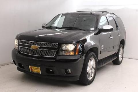 2013 Chevrolet Tahoe 4 Door SUV