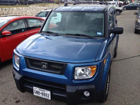 2006 Honda Element 4 Door SUV