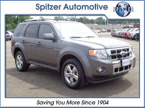 2012 Ford Escape 4 Door SUV