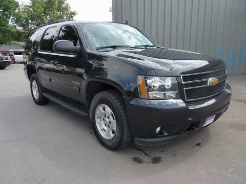 2012 Chevrolet Tahoe 4 Door SUV