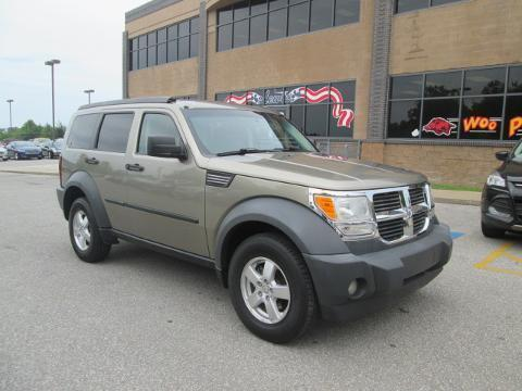 2007 Dodge Nitro 4 Door SUV