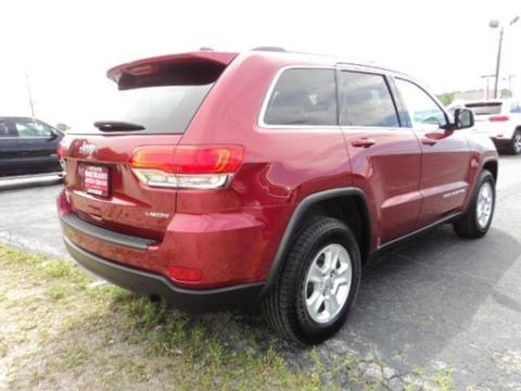 2014 Jeep Grand Cherokee 4 Door SUV