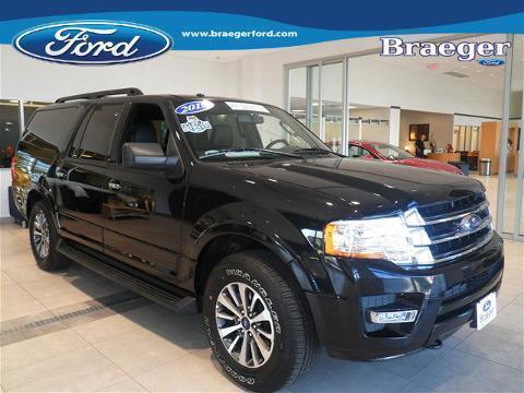 2015 Ford Expedition EL 4 Door SUV