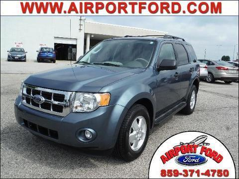 2011 Ford Escape 4 Door SUV