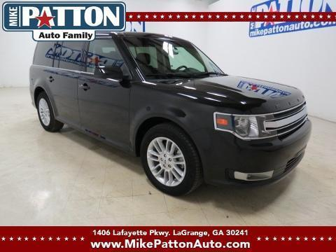 2013 Ford Flex 4 Door SUV