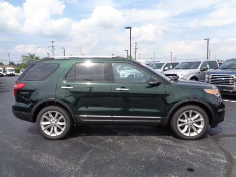 2013 Ford Explorer 4 Door SUV