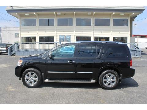 2011 Nissan Armada 4 Door SUV
