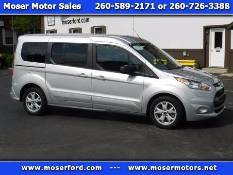 2016 Ford Transit Connect 4 Door Van