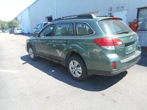 2013 Subaru Outback 4 Door Wagon